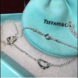 ❤️Authentic Tiffany 3 ❤️ Necklace